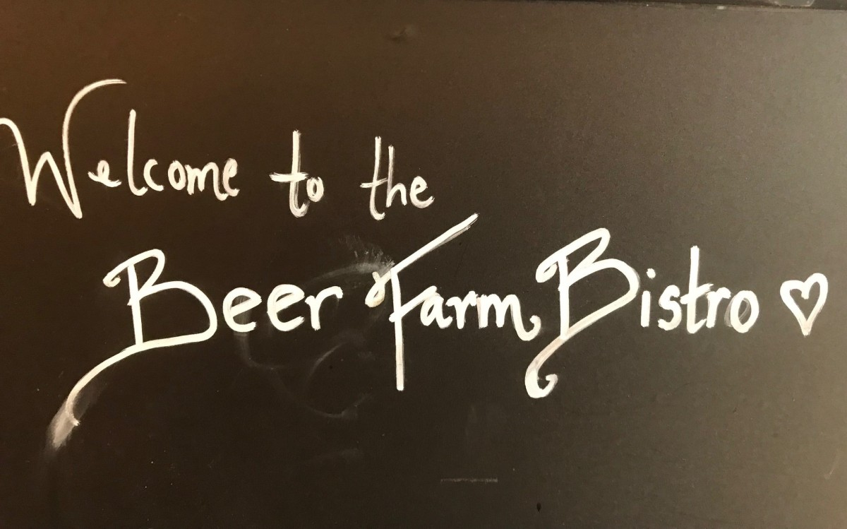Prestonrose Farm and Brewing A Lucky Find
