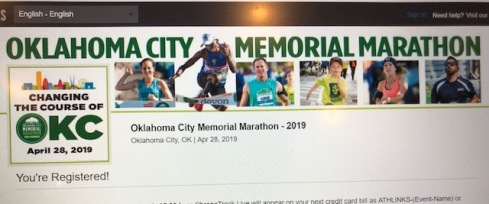 okc marathon entry
